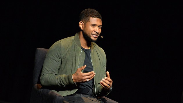 Usher (Bild: APA/AFP/GETTY IMAGES/Slaven Vlasic)