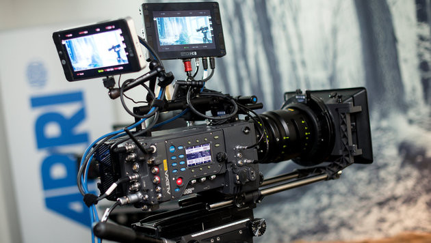 Alexa 65: Oscar-Kamera aus München (Bild: APA/dpa/Sven Hoppe)