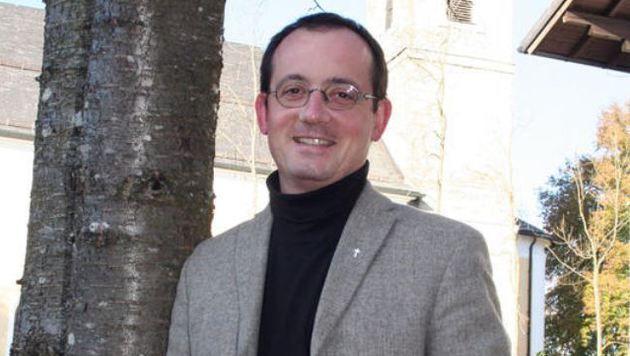 Michael Max, noch Pfarrer in Neumarkt, bald Rektor von St. Virgil (Bild: Sabine Salzmann)