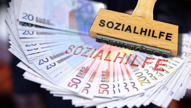 Fast 3000 Euro netto pro Monat, ohne zu arbeiten (Bild: dpa/Federico Gambarini)