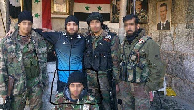 Assads Mörder leben unter uns in Österreich! (Bild: mujremon.com)