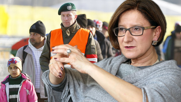 Johanna Mikl-Leitner (Bild: APA/ERWIN SCHERIAU, Zwefo)