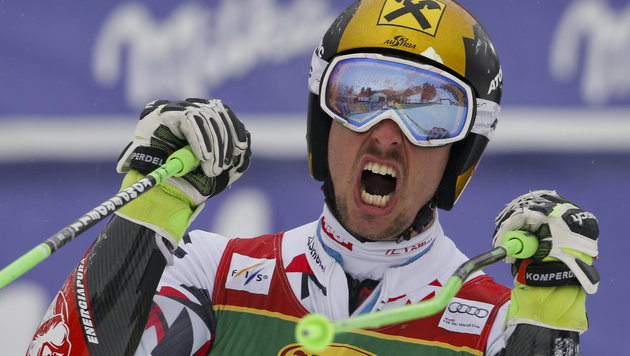 Sportlegende Hirscher schreibt Skigeschichte (Bild: AP)