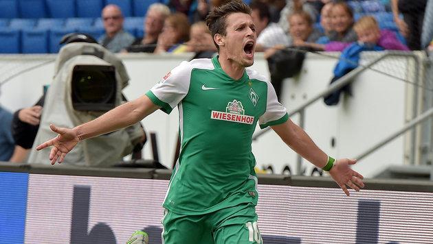 """Zlatko Junuzovic: """"Bin nervös wie ein kleiner Bub"""" (Bild: GEPA)"""