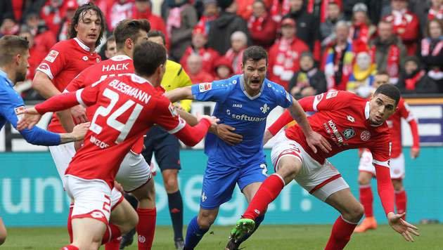 Baumgartlinger nach Bayern-Sieg nur 0:0 mit Mainz (Bild: AFP or licensors)