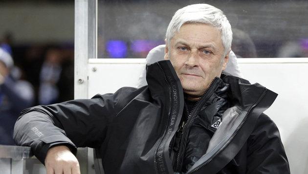 Eintracht Frankfurt feuert Trainer Armin Veh (Bild: AP)
