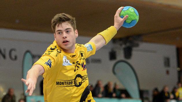 Mega-Sensation im Handball-Cup: Bregenz-Blamage (Bild: GEPA pictures)