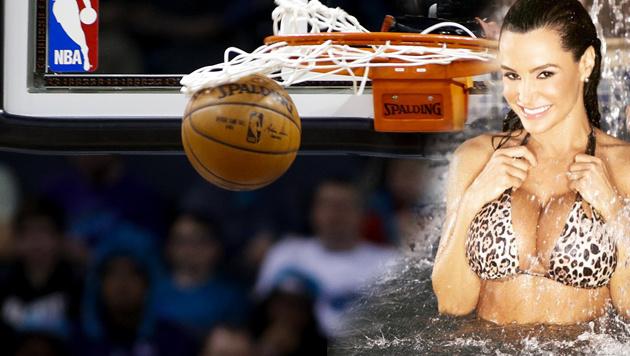 Porno-Stars: So erpressen sie NBA-Basketballer (Bild: AP, Facebook.com)