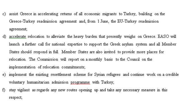 EU legt sich fest: Die Balkanroute bleibt zu! (Bild: Krone)