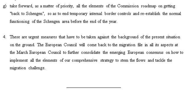 """EU legt sich fest: Die Balkanroute bleibt zu! (Bild: """"Krone"""")"""