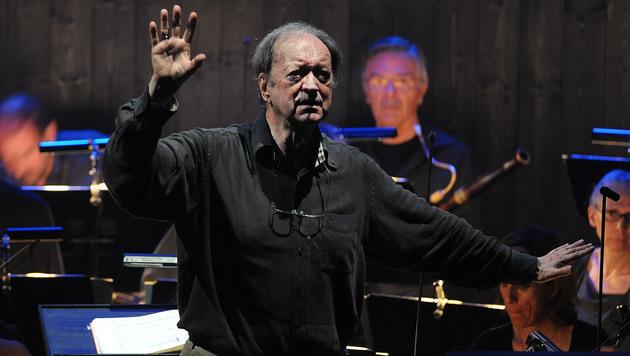 Bei den Salzburger Festspielen im Jahr 2012 (Bild: BARBARA GINDL/APA/picturedesk.com)