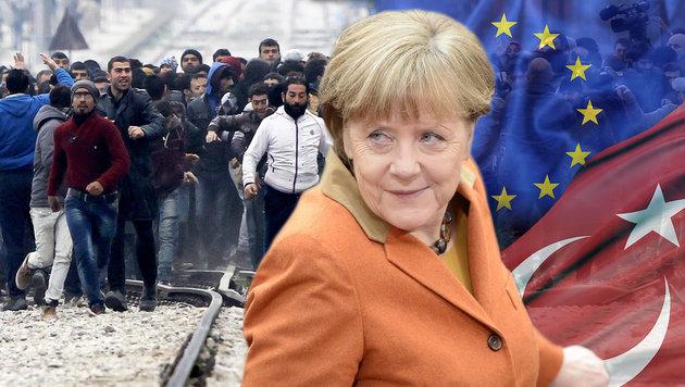 Orban l�sst T�rkei-Deal auf EU-Gipfel platzen (Bild: AP,APA/AFP/EMMANUEL DUNAND, thinkstockphotos.de)