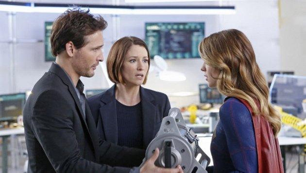 """Supergirl"" (Bild: CBS)"