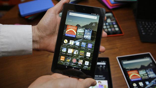 Amazon bringt Verschlüsselung in Fire OS zurück (Bild: AP)