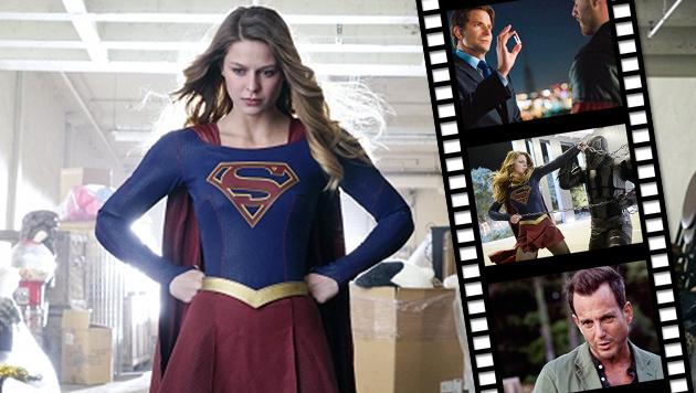 Diese neuen Top-Serien starten in wenigen Tagen (Bild: CBS, Netflix)