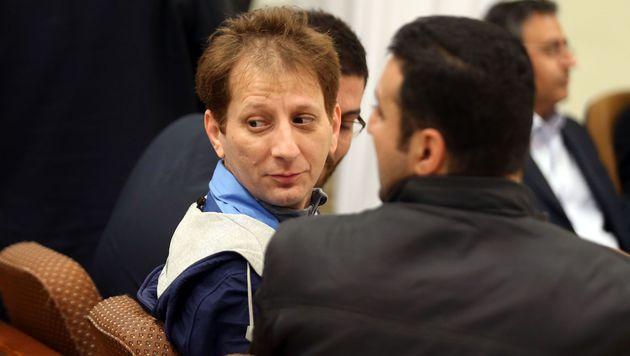 Der Prozess gegen Babak Zanjani fand entgegen sonstiger Gepflogenheiten öffentlich statt. (Bild: APA/AFP/Tasnim News/Meghdad Madadi)