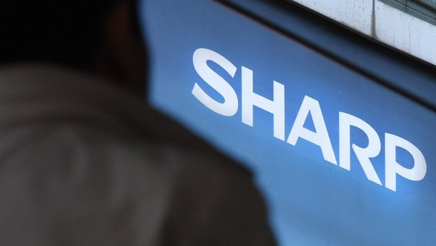 Sharp-Übernahme durch Foxconn wieder auf Kurs (Bild: APA/AFP/TORU YAMANAKA)