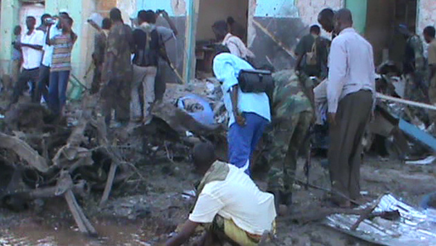 Somalia: Mehr als 150 Tote durch US-Drohnenangriff (Bild: AFP)