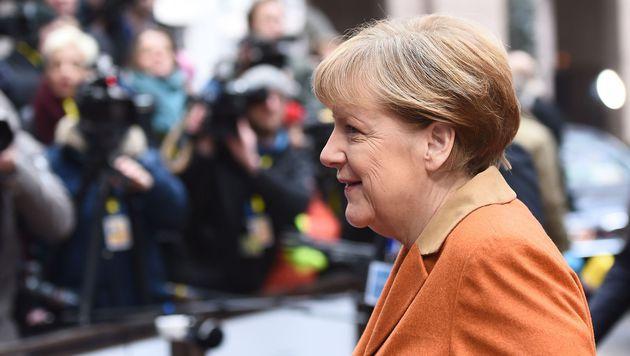 """Auch Deutsche rebellieren gegen """"Befehlspolitik"""" (Bild: APA/AFP/EMMANUEL DUNAND)"""