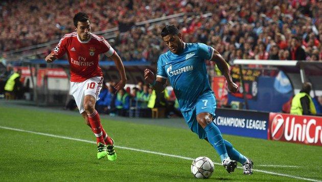 Ibrahimovic mit PSG gegen Chelsea gefordert (Bild: APA/AFP/FRANCISCO LEONG)