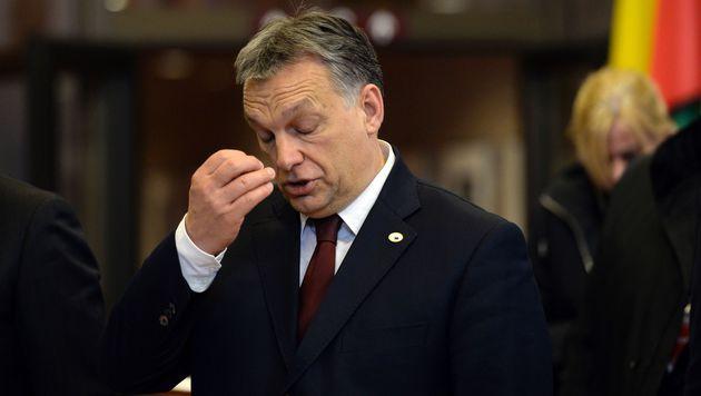 Viktor Orban (Bild: AFP)