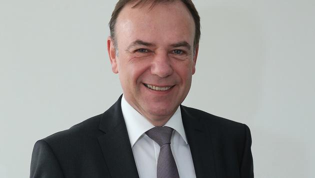 Liesings Bezirksvorsteher Gerald Bischof (Bild: Peter Tomschi)