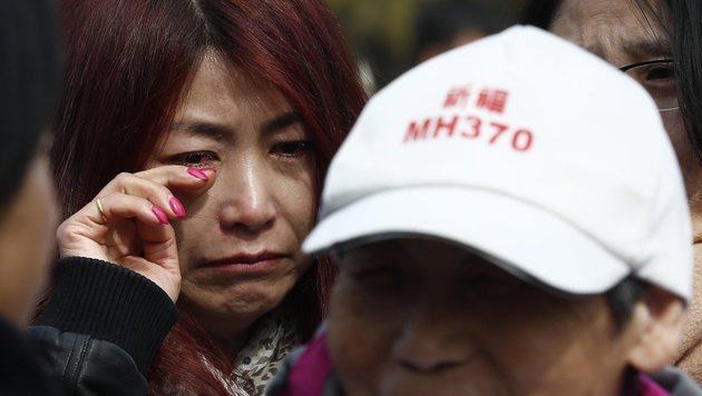 """MH370-Drama: """"Die Behörden liefern nur Unsinn"""" (Bild: EPA)"""