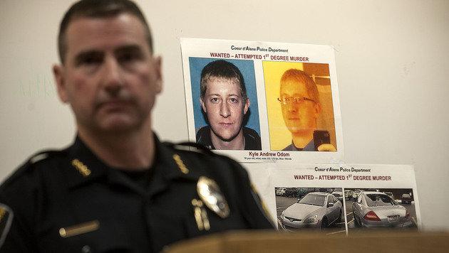 Secret Service fasst Verdächtigen vor Weißem Haus (Bild: ASSOCIATED PRESS)