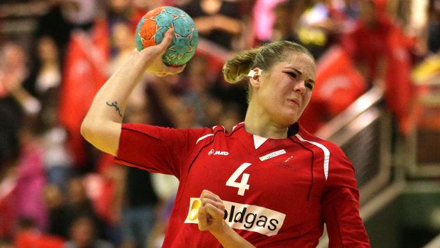 Siegespremiere für Österreichs Handball-Damen! (Bild: GEPA pictures)