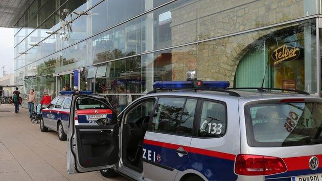 Der Bahnhof Baden (Bild: FF Baden-Stadt (Symbolbild))