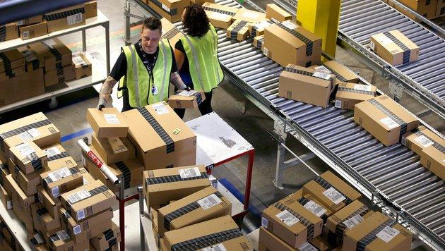 Amazon-Chef verdient pro Tag 133 Millionen Dollar (Bild: AP)