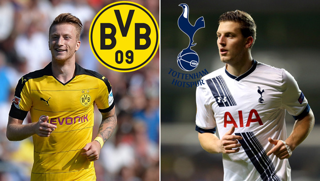 "BVB vs. Tottenham: ""Charakter eines Traumfinales"" (Bild: GEPA)"