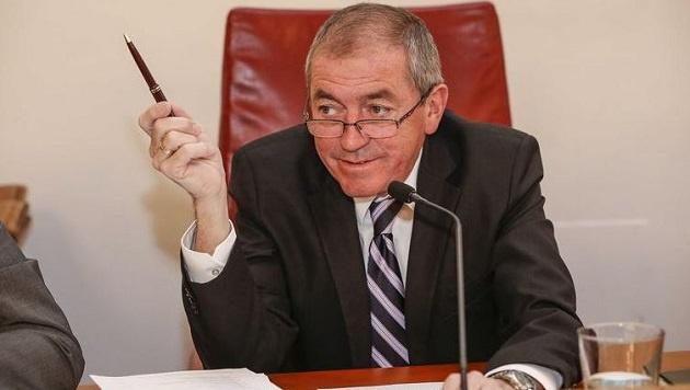 Finanzchef Heinz Schaden hat die Stadt und das Budget im Griff. (Bild: Markus Tschepp)