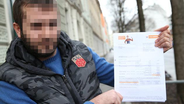 Wiener bezahlte sechs Jahre Stromrechnung nicht (Bild: Zwefo)