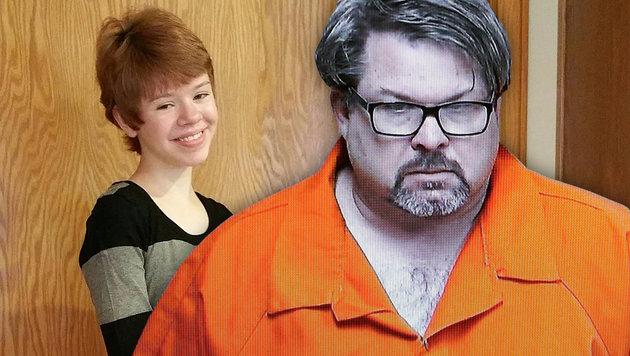 Familienvater Jason Dalton (45) lief Amok und schoss auch einem 14-jährigen Mädchen in den Kopf. (Bild: Associated Press)