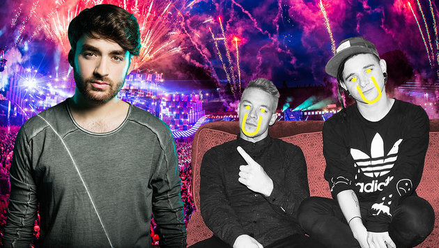Electric Love: Die beste Party des Landes (Bild: Electric Love, Oliver Heldens, Igor Rölofsen)