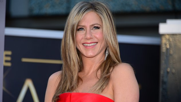 Jennifer Aniston (Bild: AFP)