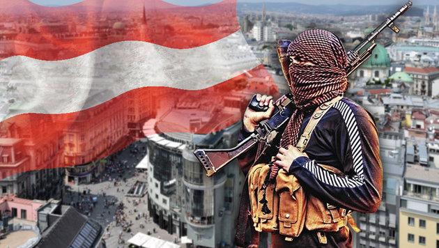 Terrorliste: Sechs Kämpfer mit Österreich-Bezug (Bild: Dabiq, thinkstockphotos.de)
