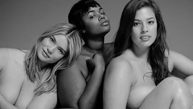 Die Werbung mit Ashley Graham wurde aus dem TV-Programm verbannt. (Bild: instagram.com/lanebryant)