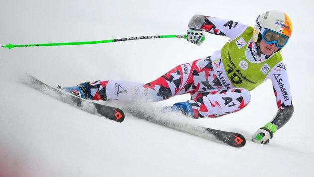 """Vonn holt ihre Kugel ab: """"St. Moritz, ich komme"""" (Bild: AFP)"""