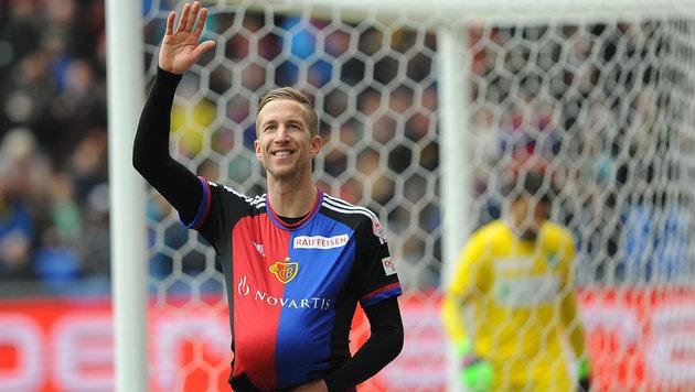 Janko mit Hattrick! Team-Star schießt Basel zu 4:2 (Bild: GEPA pictures)