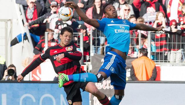Roger Schmidts Leverkusen beendet Negativlauf (Bild: AP)