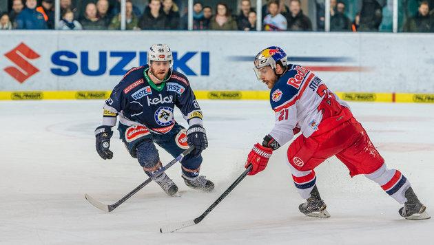 Salzburg, Linz starteten mit Siegen ins Halbfinale (Bild: APA/EXPA/JFK)