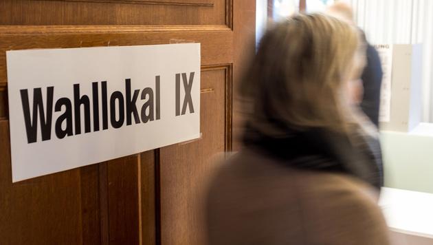 Wahlen in Tirol: Achtungserfolge für Blau und Rot (Bild: APA/EXPA/Jakob Gruber)