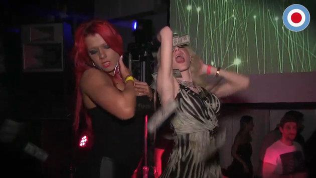 """Heiße Party mit Wiens #1 Go-go-Girls (Bild: City4U)"""