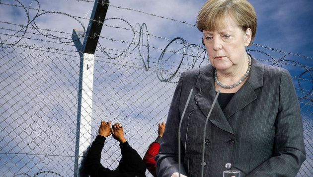 """""""Deutschland profitiert von Grenzschlie�ungen"""" (Bild: AP, APA/AFP/DIMITAR DILKOFF)"""