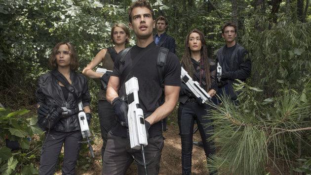 """""""Die Bestimmung - Divergent"""" soll im TV enden (Bild: Concorde Film)"""