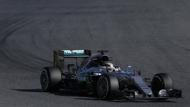 """Wolff: """"Es knistert zwischen Hamilton und Rosberg"""" (Bild: AP)"""