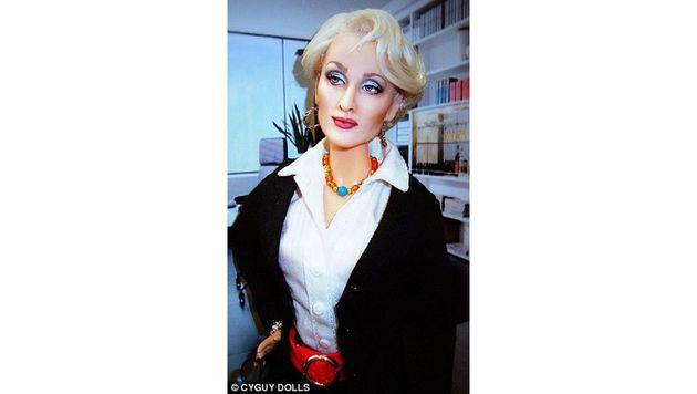 Meryl Streep (Bild: instagram.com/cyguydolls)