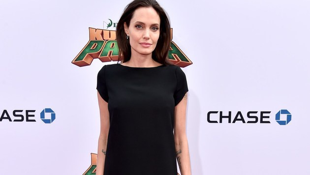 Angelina Jolie (Bild: APA/AFP/GETTY IMAGES/Alberto E. Rodriguez)